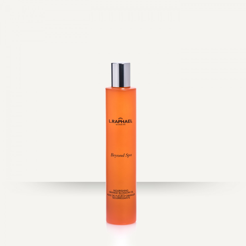 Nourishing orange blossom oil