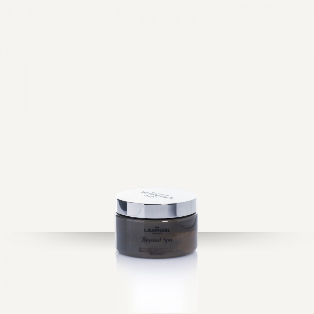 Revitalizing dead sea mud mask
