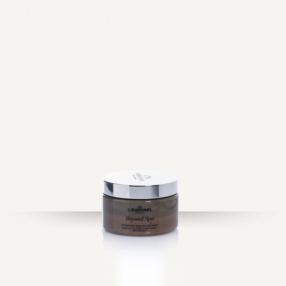 Detoxifying dead sea mud mask